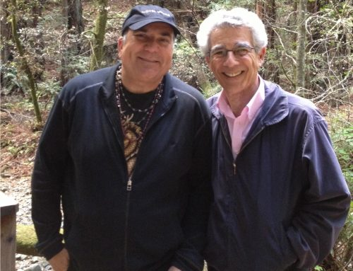 Joe Vitale and I discuss the Law of Attraction