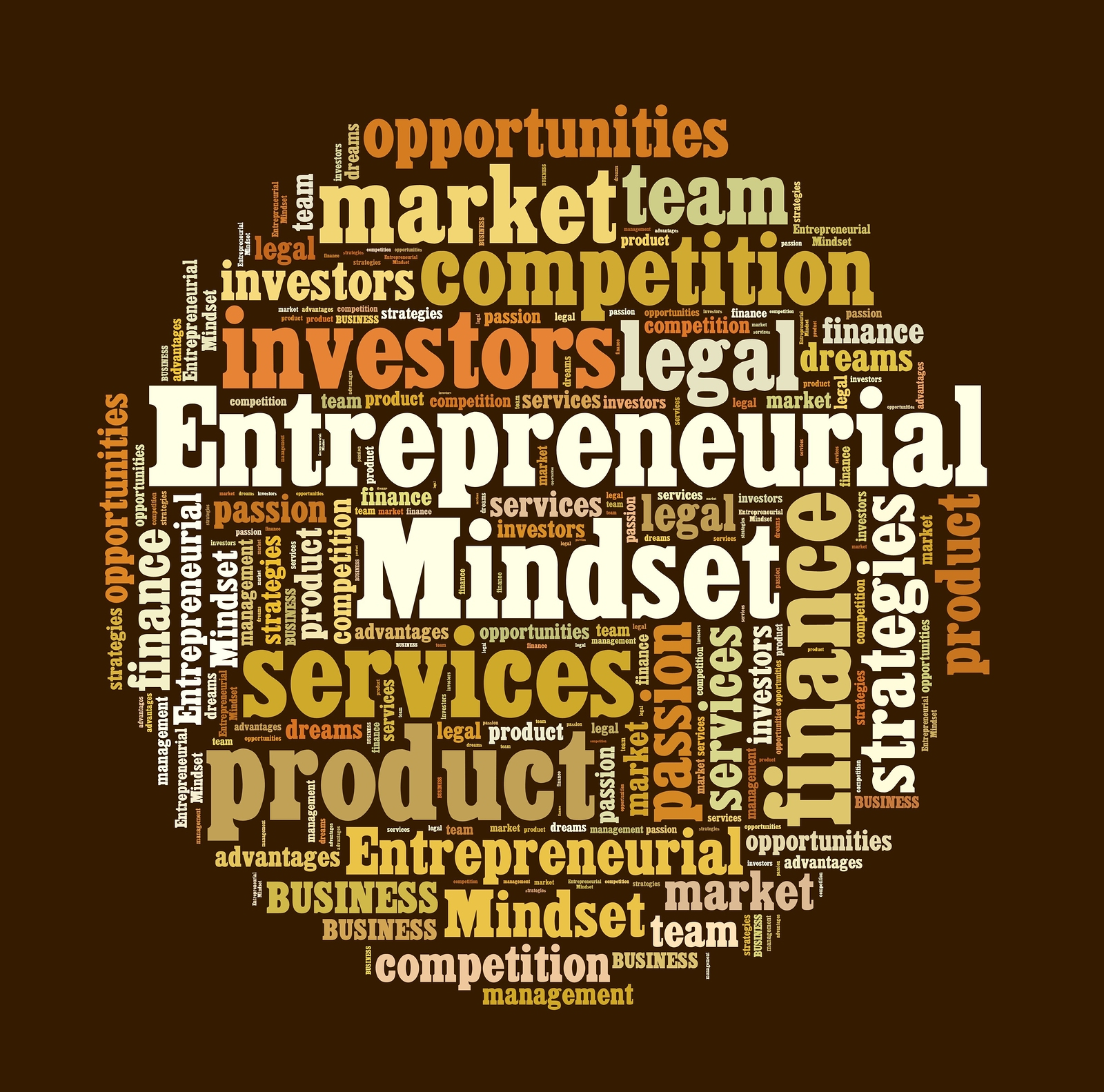 mindset of entrepreneur 11 chapter 3 entrepreneurs: key characteristics and skills if your mind can conceive it, and your heart can believe it, then you can achieve it are all entrepreneurs alike.