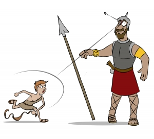 bigstock-David-And-Goliath-012114