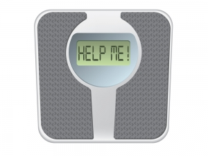 bigstock-Bathroom-scale-with-the-word-h-021914
