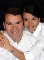 Alex Blackwell & Wife Mary Beth