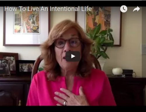 How To Live An Intentional Life (video)