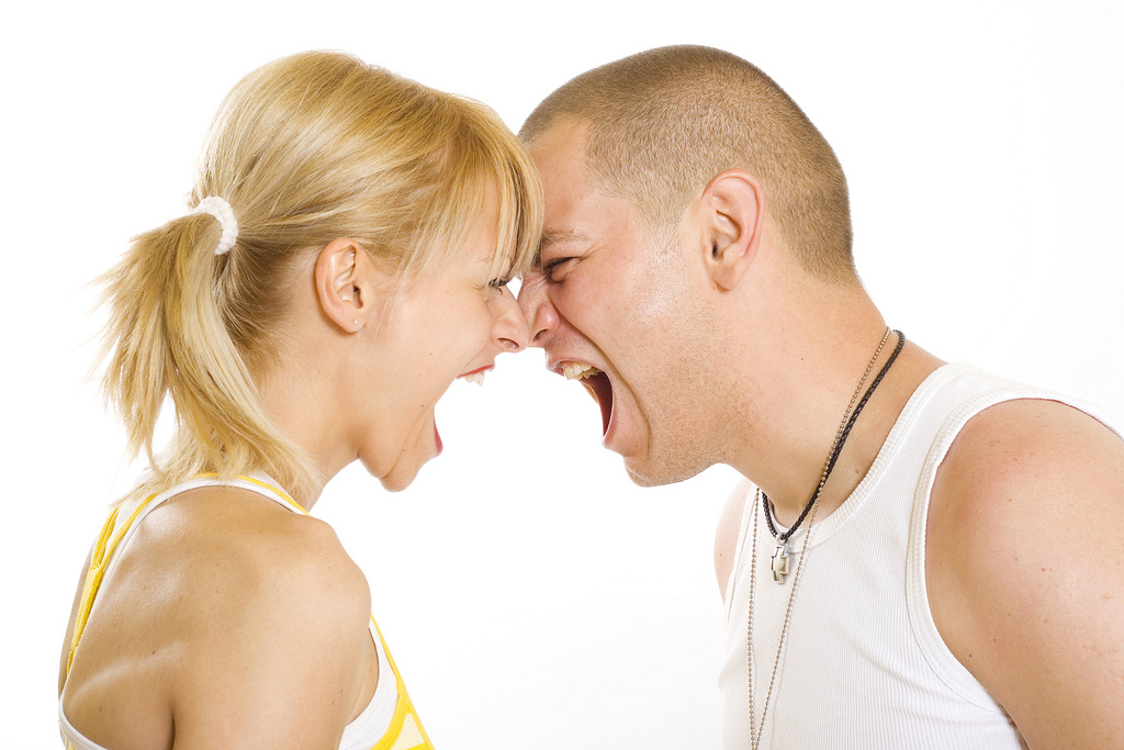 Why We Yell At Our Loved Ones And How To Stop - The Lefkoe Institute