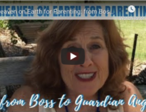 How parents can shift from boss to guardian angel and why this is important
