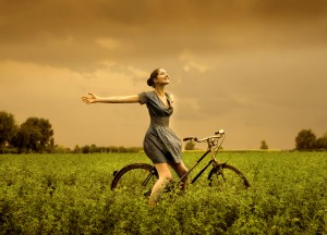 bigstock-beautiful-girl-riding-bicycle--040913